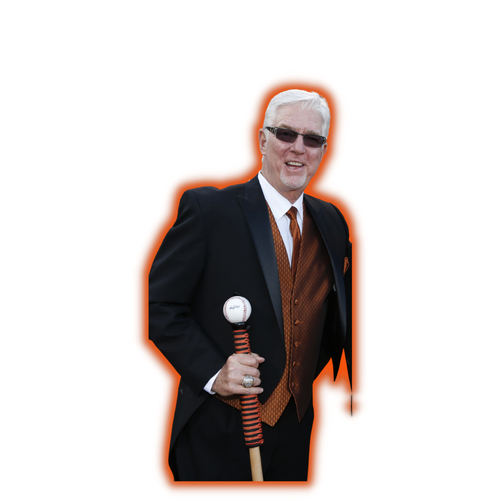 Photo of Giants Community Fund: Giants Mike Krukow Cutout