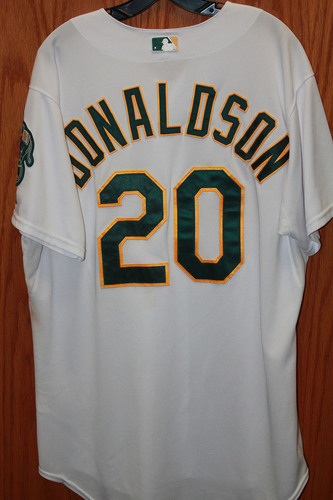 the latest f9b86 4a474 promo code for josh donaldson oakland jersey c684d 8f0bc