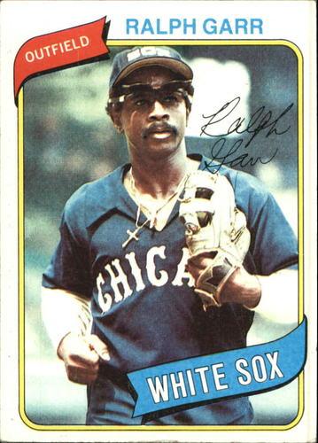 Photo of 1980 Topps #272 Ralph Garr