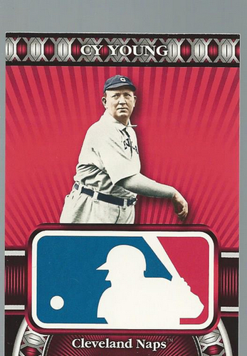Photo of 2010 Topps Logoman HTA #45 Cy Young