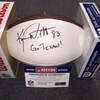 NFL - Texans Kevin Walter signed panel ball