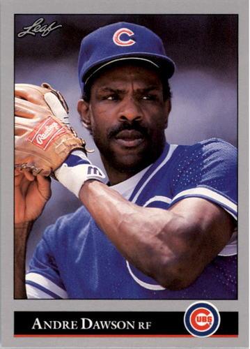 Photo of 1992 Leaf #183 Andre Dawson