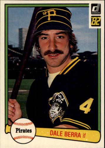 Photo of 1982 Donruss #250 Dale Berra