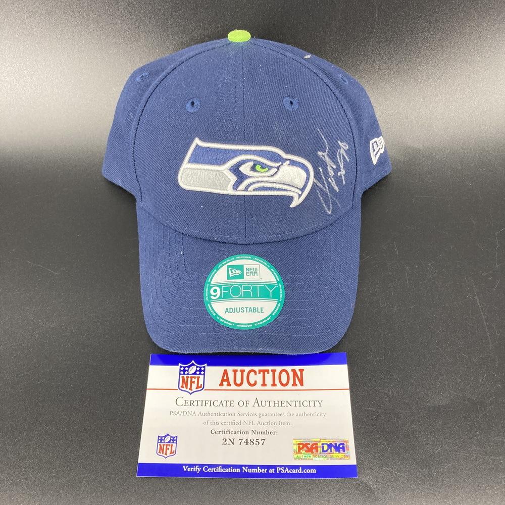 PCF - Seahawks Jadeveon Clowney Signed Hat