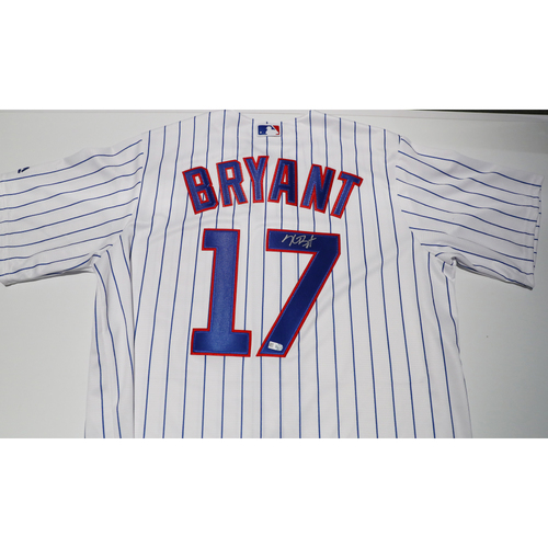Compton Youth Academy Auction: Kris Bryant Signed Jersey