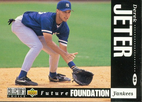 Photo of 1994 Collector's Choice #644 Derek Jeter