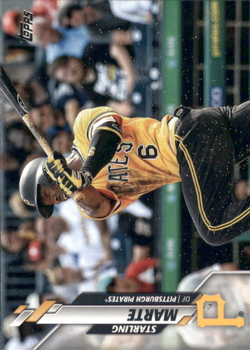 Photo of 2020 Topps #183 Starling Marte