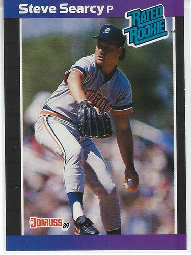 Photo of 1989 Donruss #29 Steve Searcy RR
