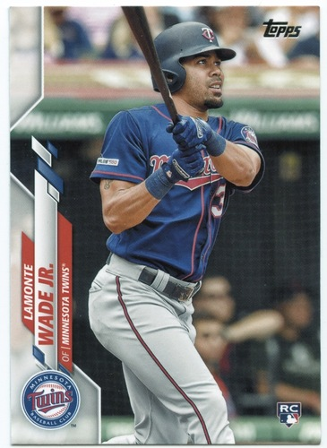 Photo of 2020 Topps #495 Lamonte Wade Jr. RC