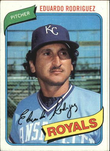 Photo of 1980 Topps #273 Eduardo Rodriguez