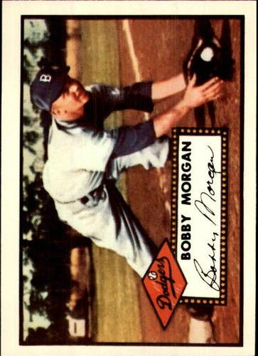 Photo of 1983 Topps 1952 Reprint #355 Bobby Morgan