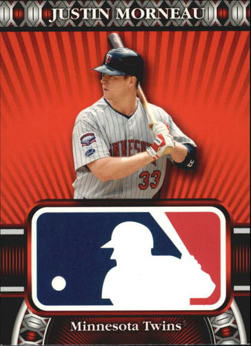 Photo of 2010 Topps Logoman HTA #47 Justin Morneau