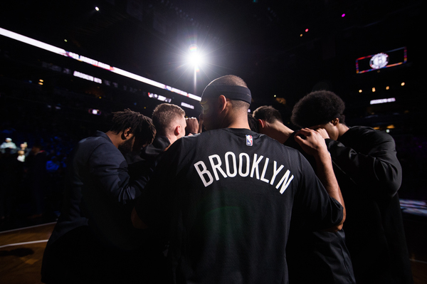 Clickable image to visit Brooklyn Nets vs. Portland Trail Blazers Experience