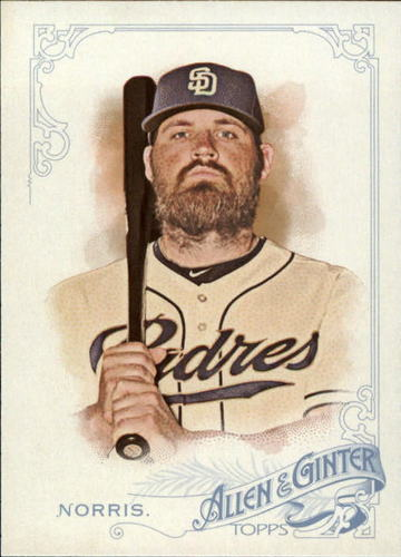 Photo of 2015 Topps Allen and Ginter #207 Derek Norris