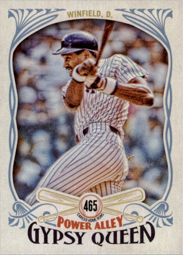 Photo of 2016 Topps Gypsy Queen Power Alley #PA7 Dave Winfield
