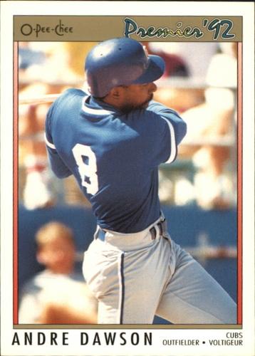 Photo of 1992 O-Pee-Chee Premier #45 Andre Dawson