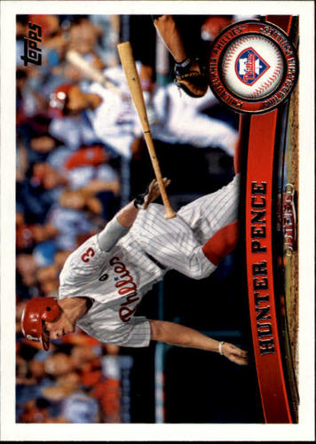 Photo of 2011 Topps Update #US92 Hunter Pence