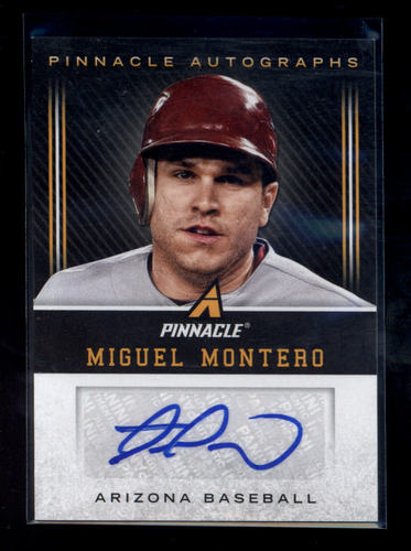 Photo of 2013 Pinnacle Autographs #MM Miguel Montero