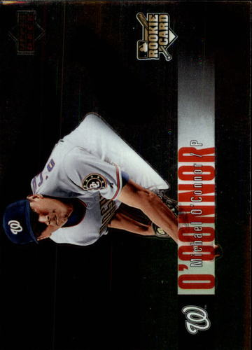 Photo of 2006 Upper Deck Special F/X #972 Michael O'Connor RC