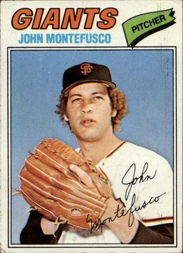 Photo of 1977 Topps #370 John Montefusco