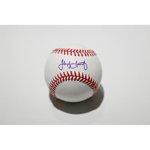 Compton Youth Academy Auction: Jake Arrieta Signed Baseball