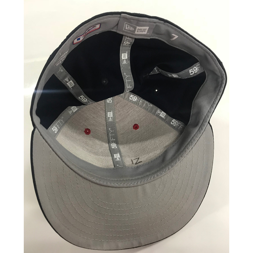 Photo of Francisco Lindor Team-Issued Spring Trainig Cap