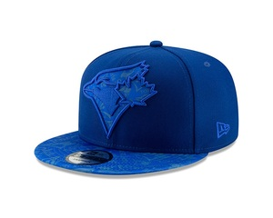 Toronto Blue Jays Logo Maze Snapback by New Era
