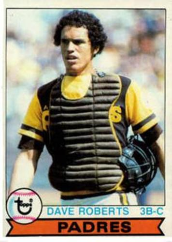 Photo of 1979 Topps #342 Dave Roberts