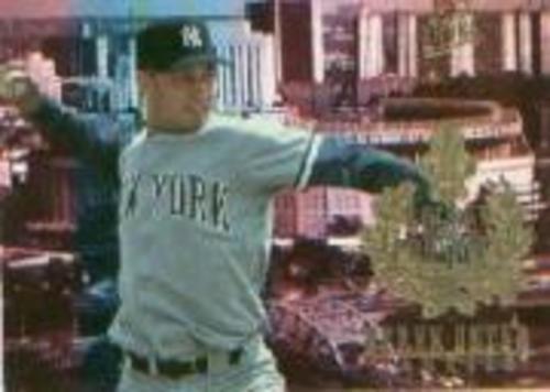 Photo of 1996 Ultra Golden Prospects #8 Derek Jeter