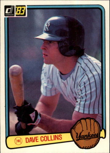 Photo of 1983 Donruss #234 Dave Collins