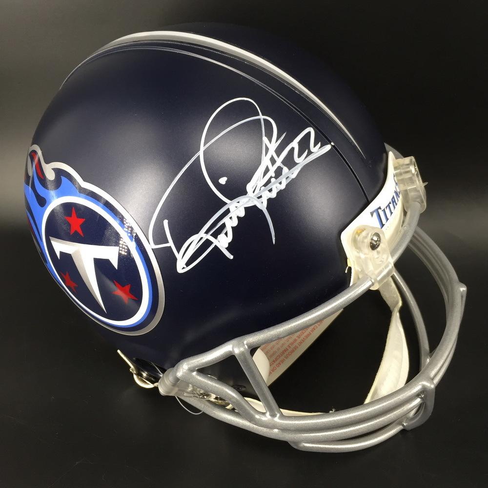 PCC - Titans Derrick Henry Signed Proline Helmet