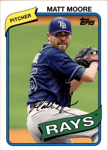 Photo of 2014 Topps Archives #62 Matt Moore