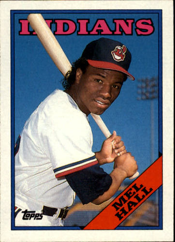 Photo of 1988 Topps #318 Mel Hall