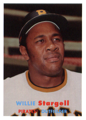 Photo of 2015 Topps Archives #49 Willie Stargell
