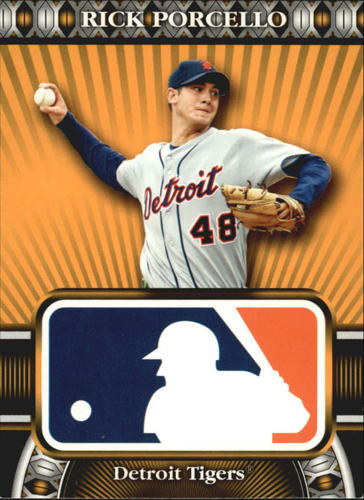 Photo of 2010 Topps Logoman HTA #49 Rick Porcello