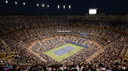 Photo of 2018 U.S. Open Tennis Package - Two (2) DAY Session 9 COURTSIDE Tickets with Two (2) Night NYC Hotel Stay