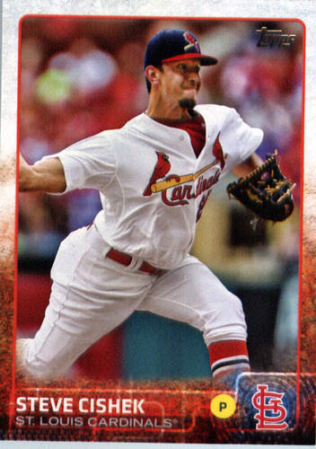 Photo of 2015 Topps Update #US104 Steve Cishek