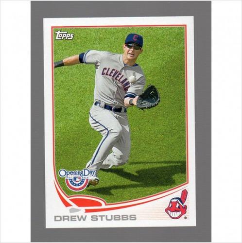 Photo of 2013 Topps Opening Day #89 Drew Stubbs
