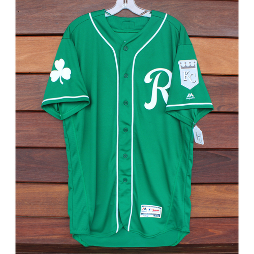 Team-Issued St. Patrick's Day Jersey: Humberto Arteaga (Size - 46)