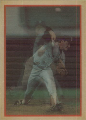 Photo of 1987 Sportflics #10 Roger Clemens