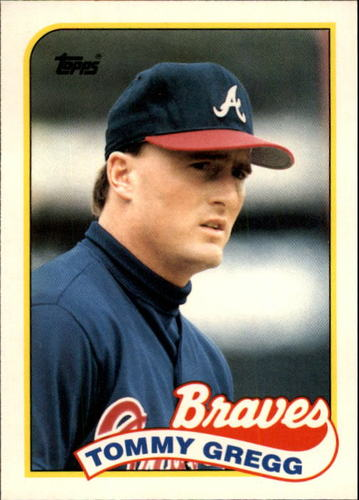 Photo of 1989 Topps Traded #39T Tommy Gregg