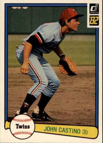 Photo of 1982 Donruss #256 John Castino