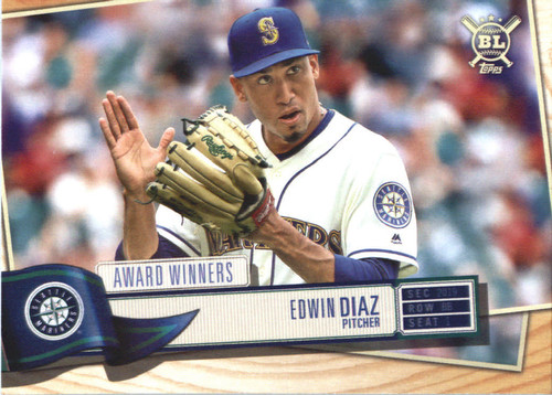 Photo of 2019 Topps Big League #377 Edwin Diaz