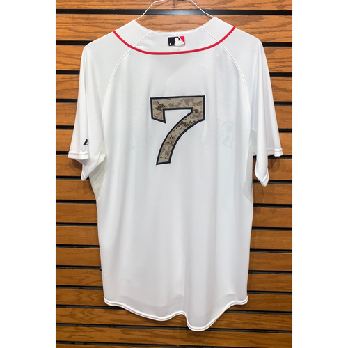 Photo of #7 Team Issued 2013 Memorial Day Home Jersey