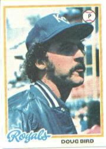 Photo of 1978 Topps #183 Doug Bird