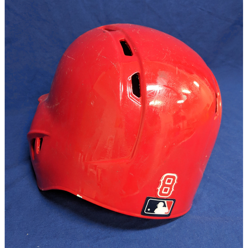 Photo of Justin Upton Game-Used 2018 Helmet