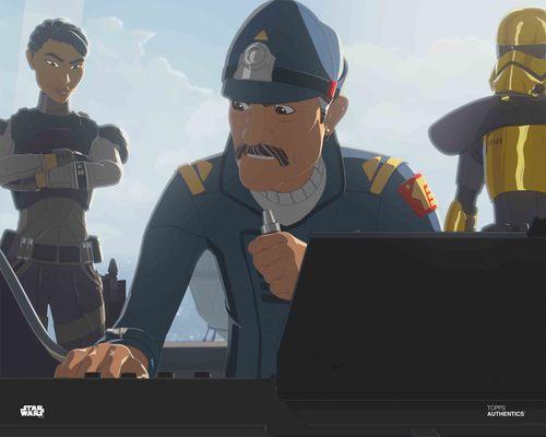 Captain Doza, Pyre and Agent Tierny