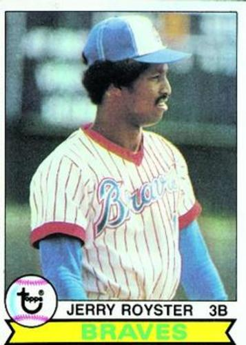 Photo of 1979 Topps #344 Jerry Royster