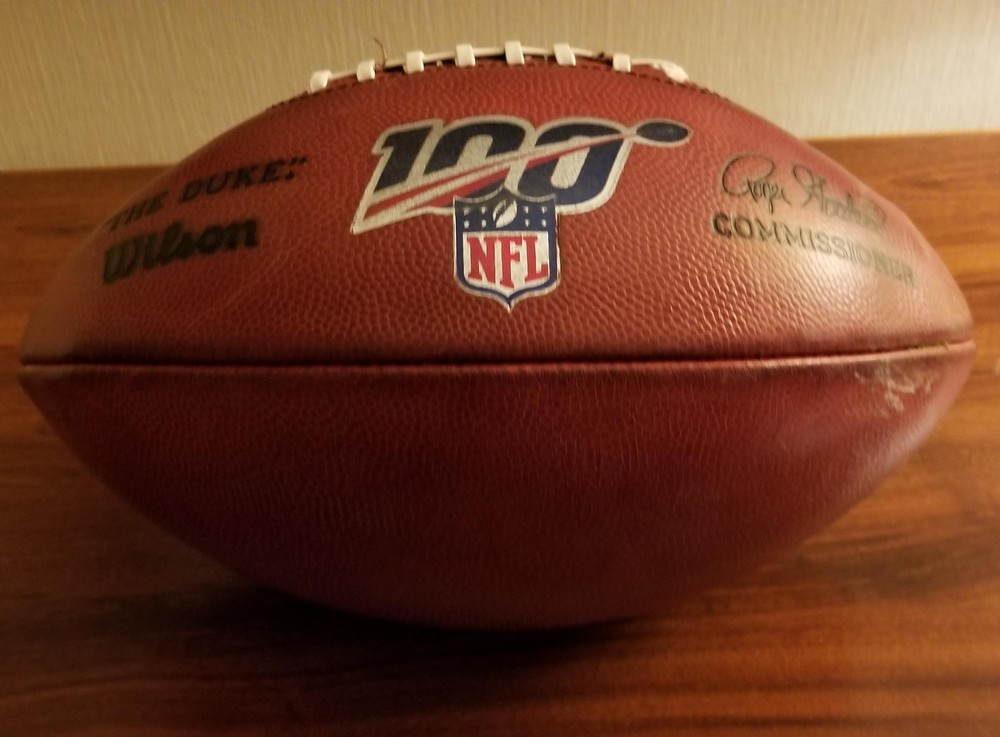 NFC Championship Opening Kickoff Ball - 49ers vs Packers - 1/19/20