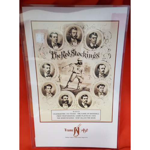 Photo of Red Stockings Poster